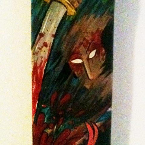 samurai board