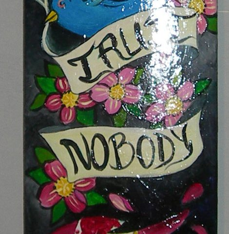 trust nobody board
