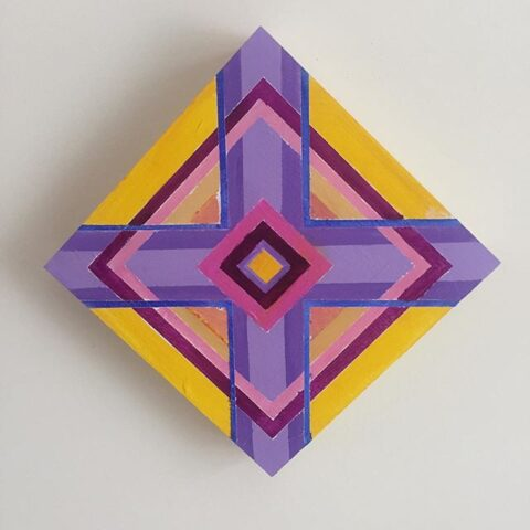 geometric artwork
